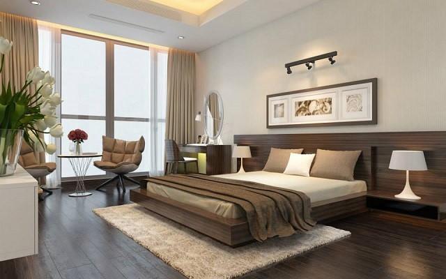 nội thất khách sạn hiện đại